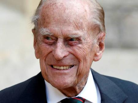 Prince Phillip Has Passed On