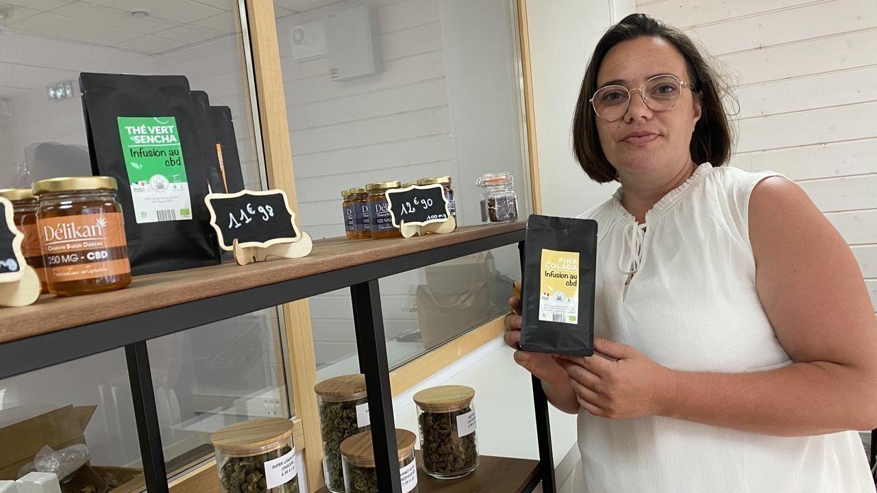 Un magasin de cannabis bien-être ouvre centre-ville de Segré