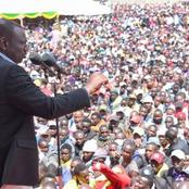 Ruto Opens Up, Reveals The Bad Thing Being Done to Him by Uhuru's Government
