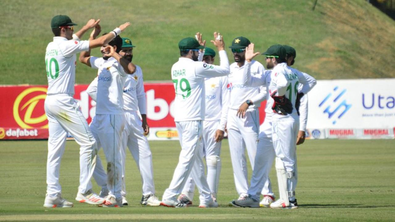 Upbeat Pakistan look to end tour with clean sweep against Zimbabwe