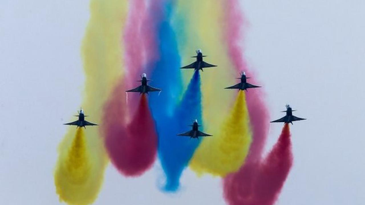 China to showcase its military prowess at Zhuhai airshow