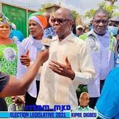Daloa/ législatives : le candidat PDCl-EDS explique les raisons de sa candidature aux populations