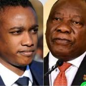 Duduzane Zuma is Ready to Face off Against Ramphosa in 2024 Elections / opinion