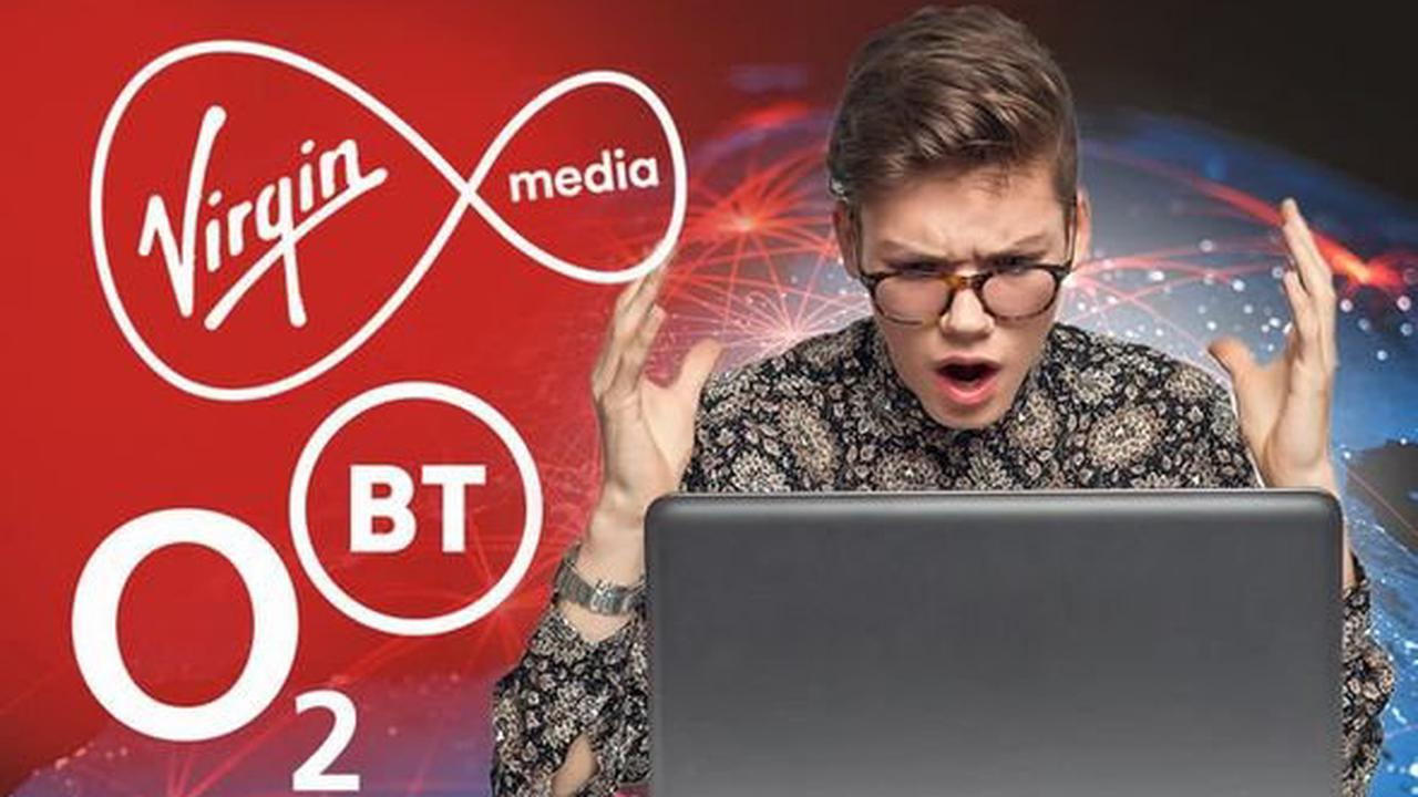 BT and Virgin Media O2 have a clever new plan to STOP internet outages and keep you online