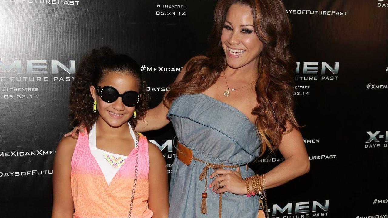 New York : They compare Carolina Sandoval's daughter, Bárbara Camila, with a '40-year-old woman'