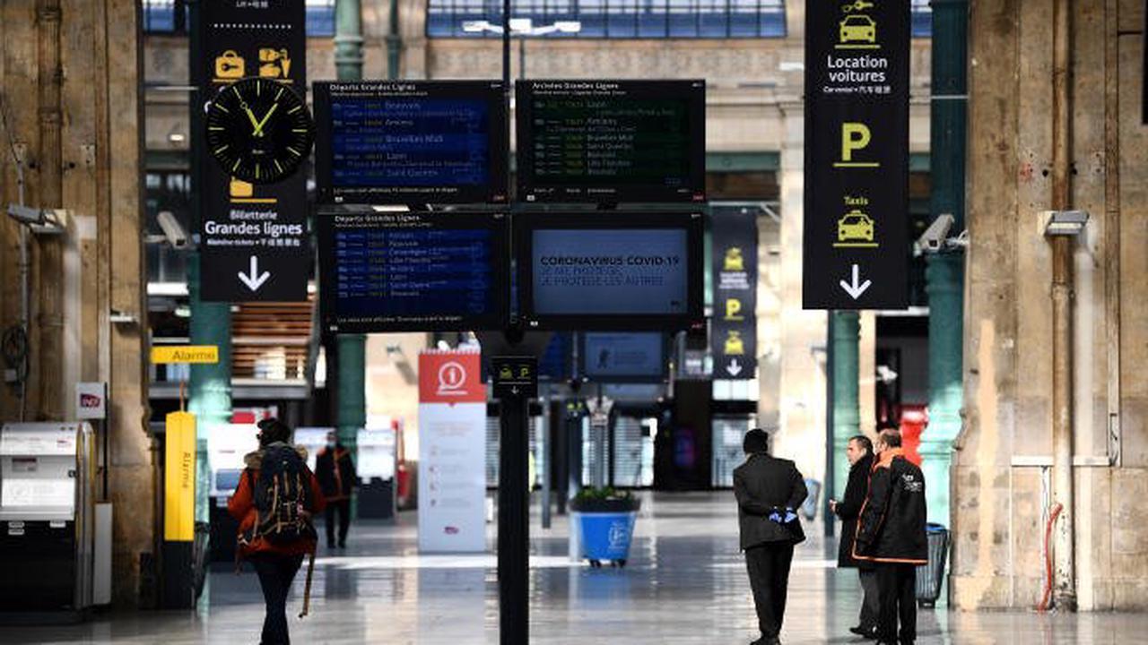 La SNCF abandonne le projet actuel de rénovation de la gare du Nord