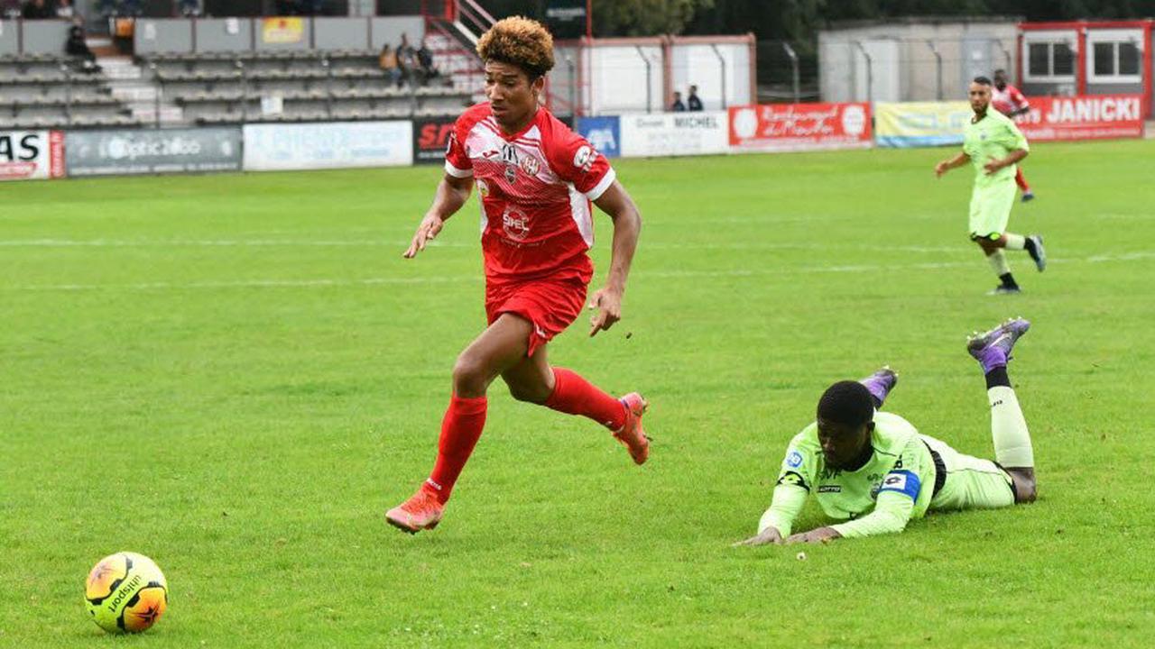 Le FC Montceau casse sa spirale négative face au DFCO B