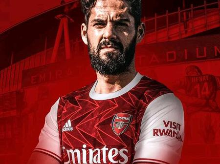 Isco To Arsenal A Done Deal? [Good News For Arsenal Fans]
