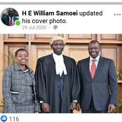 Exposed Scammer Using DP Ruto's Family Enters Day 3