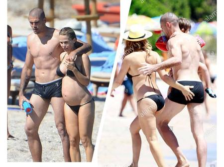 Beautiful Pictures Of The 38-Year-Old Woman Victor Valdes Is Married To