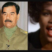 Flashback: Why Saddam Hussein Chose Whitney Houston's Song For His Campaign