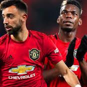Manchester United to be Without 3 First Team Players in Today's Clash Against Manchester City