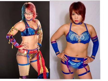 Check Out How Beautiful Asuka Of WWE Looks Without Her Wrestling Constume