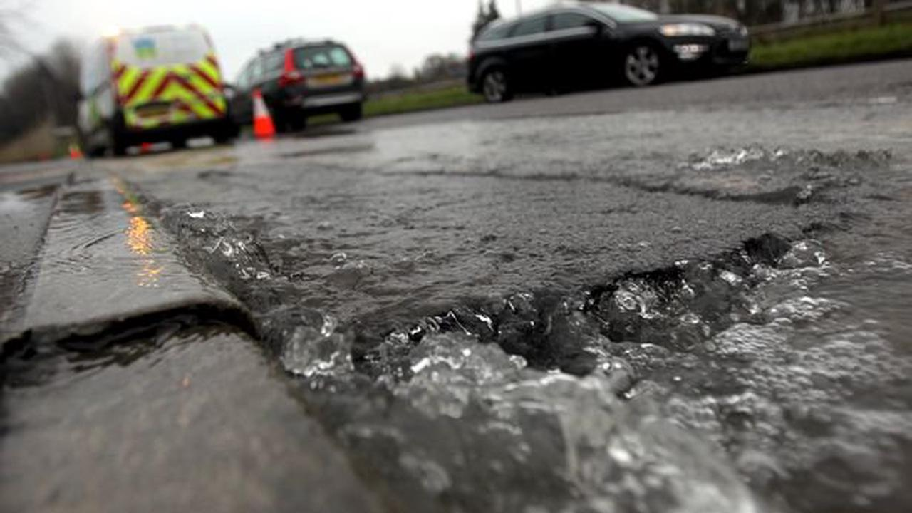 Hundreds of Scunthorpe homes and businesses left without water