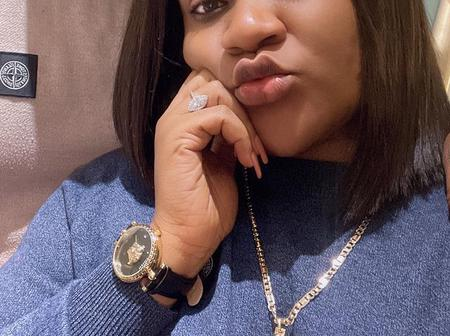 Actress Nkechi Blessing shares new picture looking sweet