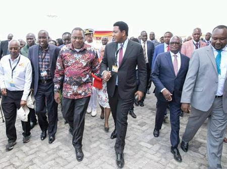 Senator Olekina Reveals a Major Development Transformation Uhuru is Set to Make in Narok County