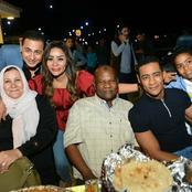 شاهد بالصور زوجة الفنان محمد رمضان الأولى.. ولن تُصدق مهنة والدته وهذه مهنة شقيقته الغريبة
