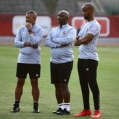'Beckham' confirmed as Pitso's second signing