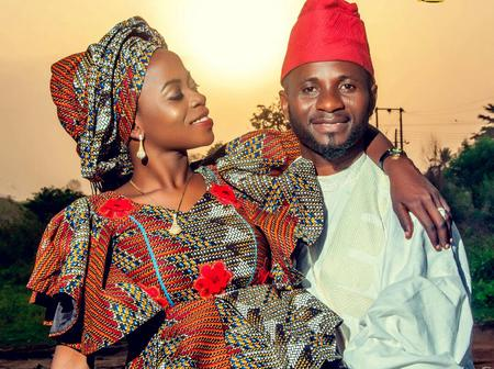 Check Out Pre-Wedding Outfit For Couples-To-Be