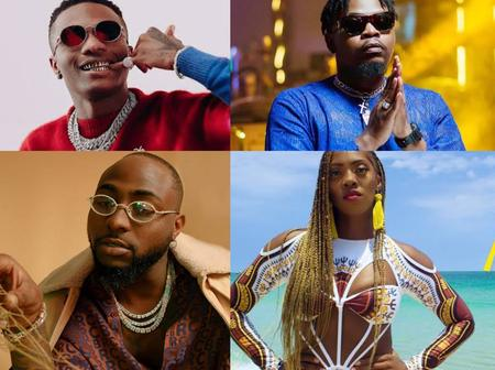 5 Musicians That Have Featured Davido and also Wizkid In A Song before & How The Music Fared