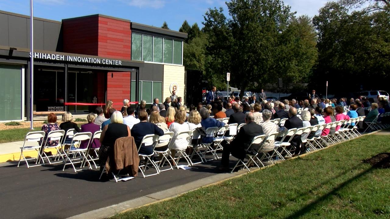 New vocational center at John Handley High School
