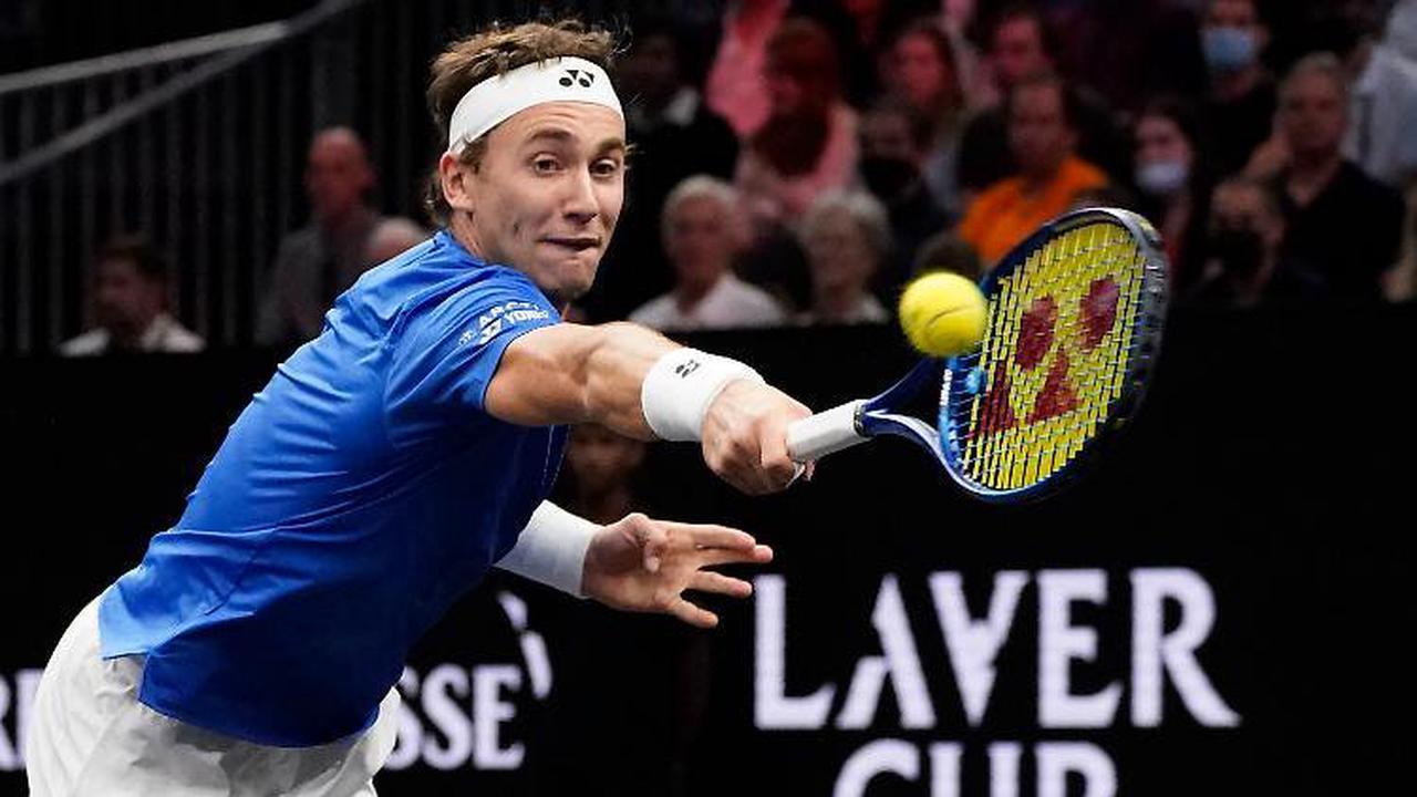 Europas Tennisprofis nehmen Anlauf auf Sieg