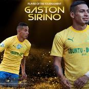 Sundowns star wins Telkom Knockout cup player of the tournament