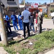 1 Killed by Mob Justice After Robbery Mission Goes Wrong in Buruburu