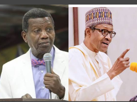 Today's Headlines: Adeboye Reacts After The Abducted RCCG Members Were Freed;