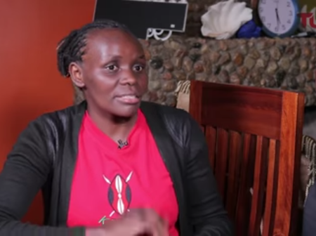 Ugandan Lady Who Gave Birth in a Basin Alone, Offered a big Bungalow to stay In With her Kids