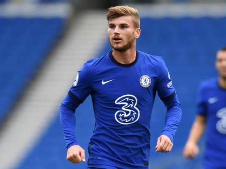Timo Werner Reveals One Chelsea Midfielder He Finds Difficulty in Communicating With