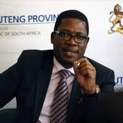 MEC Panyaza Lesufi Must be held accountable for the 431 Million used: Opinion.
