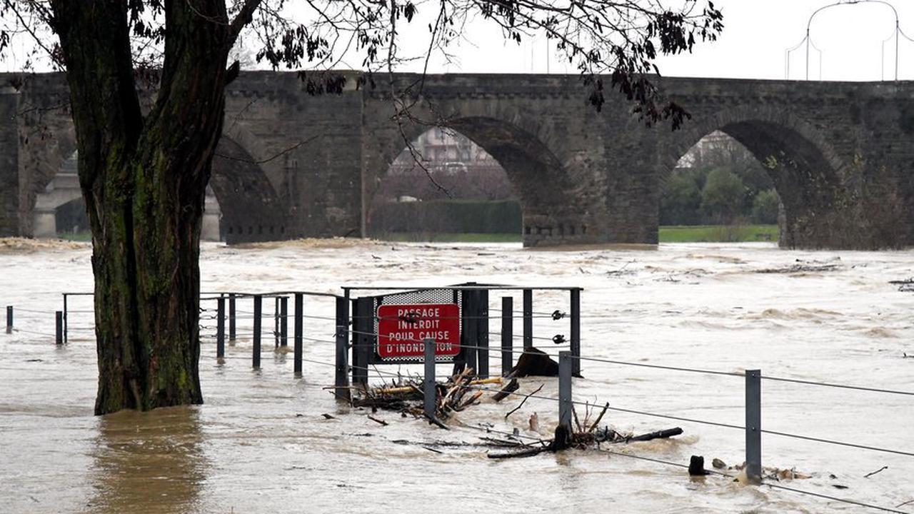 Épisode méditerranéen : les secteurs les plus touchés, risques d'inondations et de coulées de boue, la préfecture de l'Aude donne l'alerte