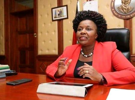 Sombre Mood In Bomet As First Memorial Service For Joyce Laboso Scheduled