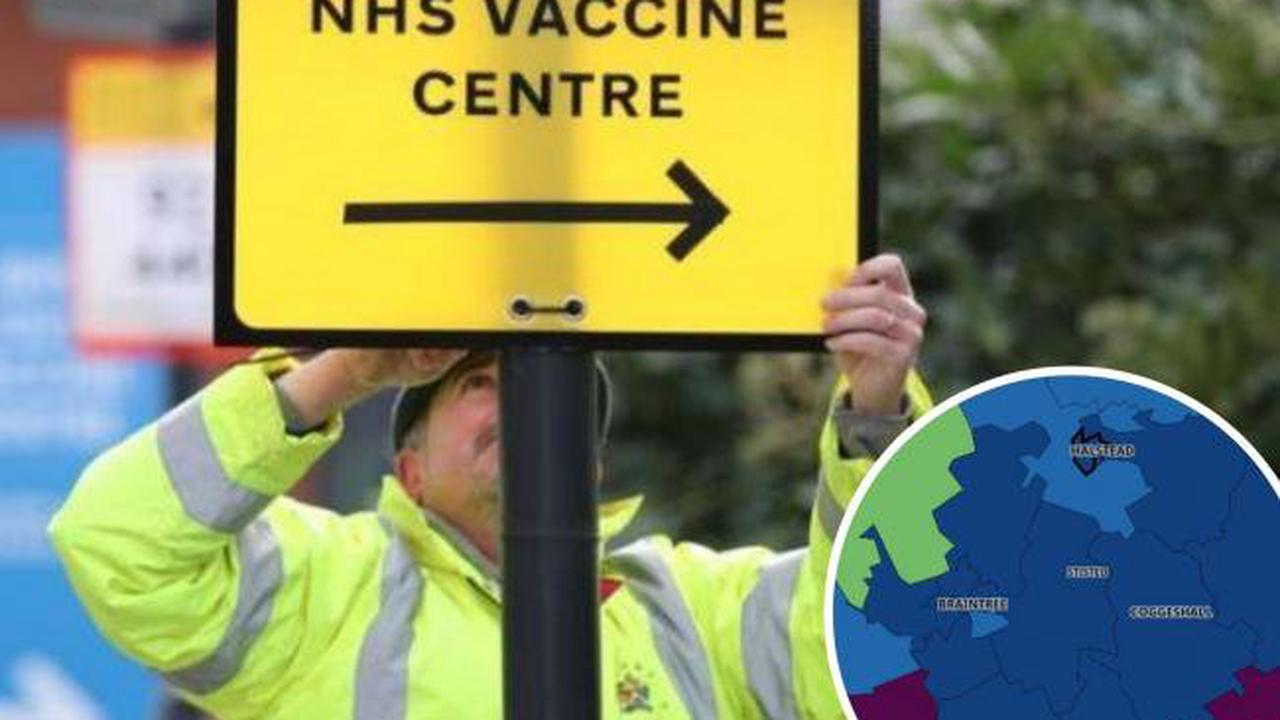 Covid cases drop in Braintree district as infection rate halves in a week