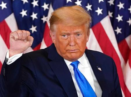 Donald Trump's Pension Per Month In Kenya Shillings And Other Benefits After Retirement
