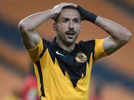 Kaizer Chiefs' Record To Be Thrashed By Mamelodi Sundowns