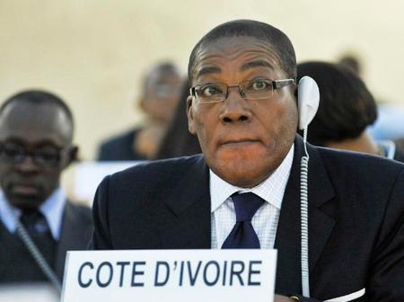 Deuil: La Côte d'Ivoire et le PDCI perdent un grand homme, le ministre Guy Alain Gauze est décédé