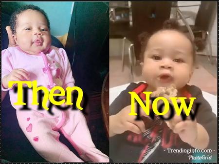 Browny Igboegwu's Daughter Kosi Is Growing Up So Fast, See Her Recent Photos