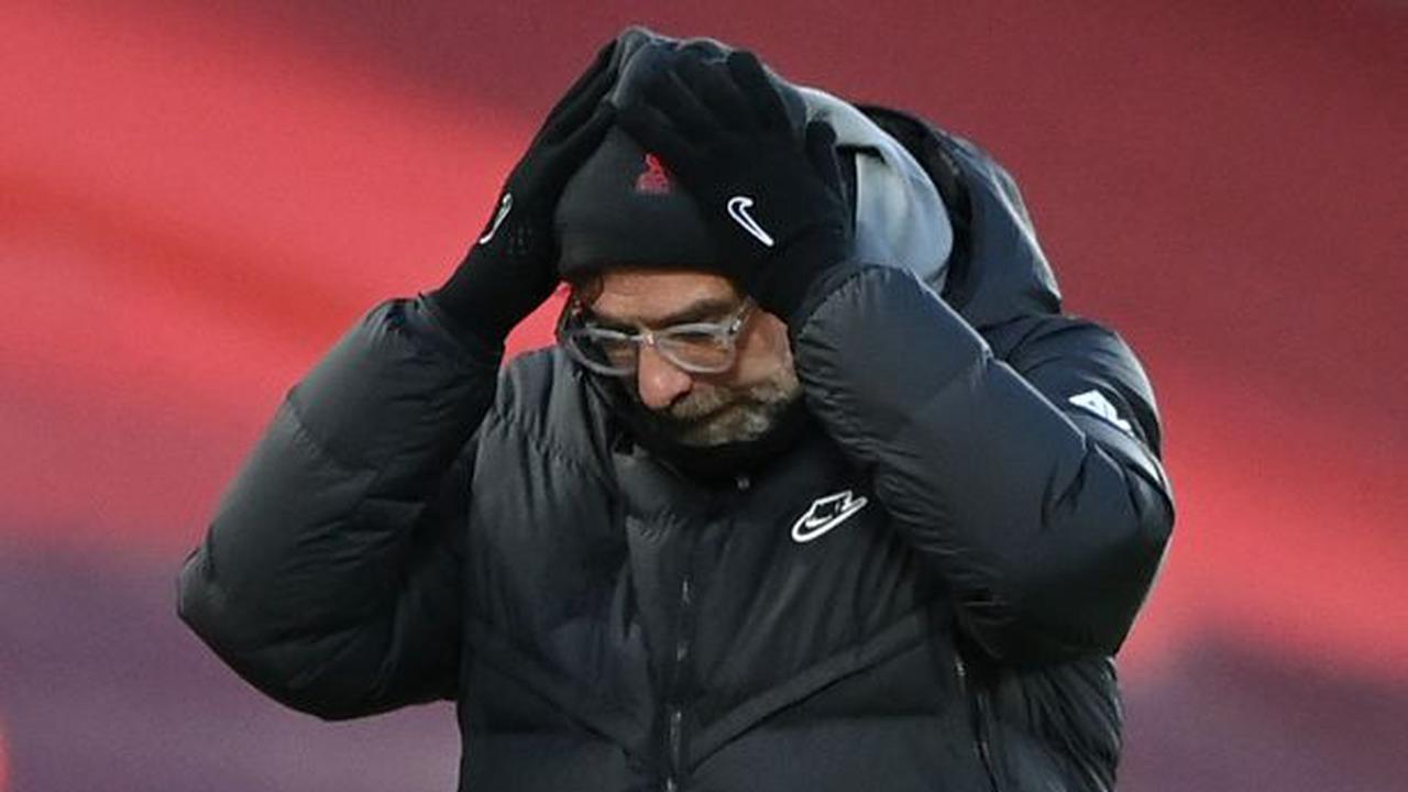 Jamie Carragher identifie le désavantage de Jurgen Klopp par rapport à Sir Alex Ferguson