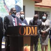 ODM Makes This Resolution on the Presidency After a High Profile Meeting on Wednesday Morning