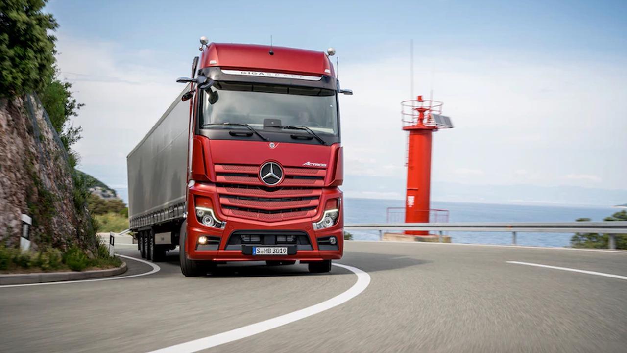 EU-Nutzfahrzeugmarkt - Schwere Lkw legen zu