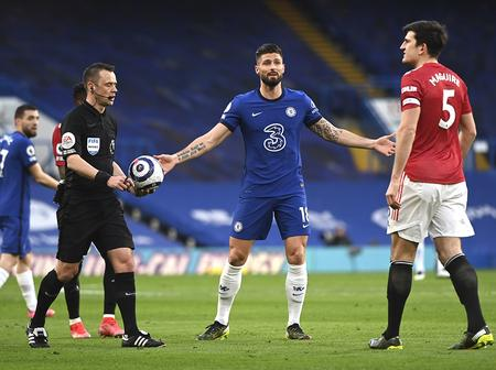 Chelsea and Manchester United goalless draw break 100 years old record