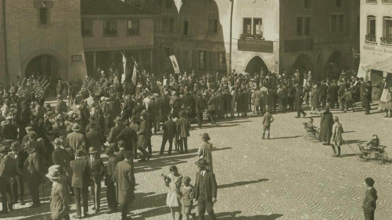 Historisches Thun – Als den Kadetten die Auflösung drohte
