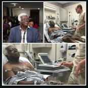 Photos of Bruno Iwuoha On Sick Bed