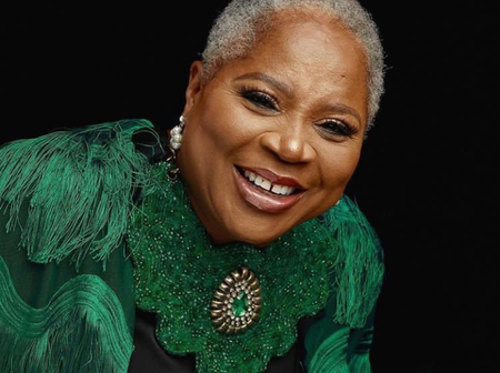Veteran Singer Onyeka Onwenu Is Ageing Gracefully, Check Out Her Lovely Photos