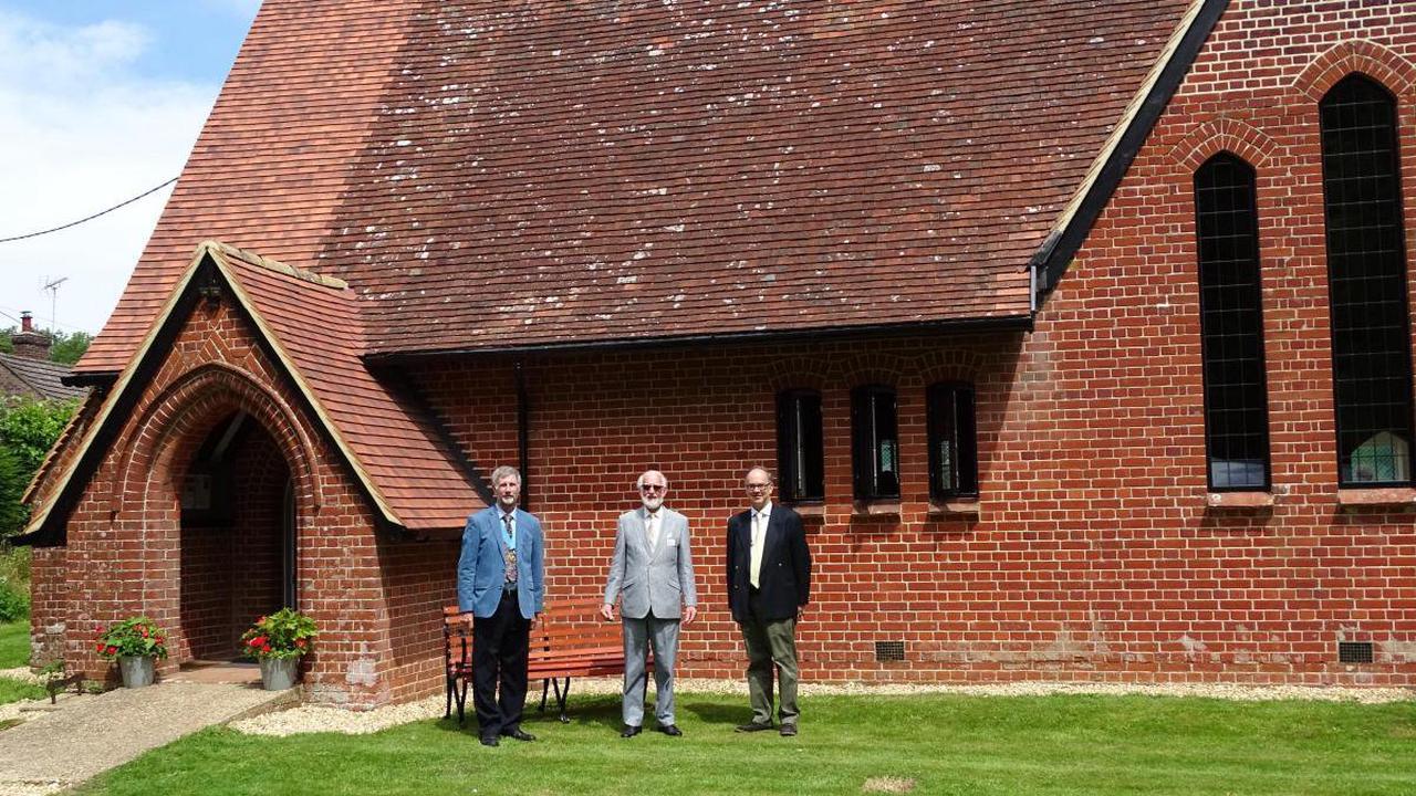 Inside Sandleheath's new village hall as refurbishment finally complete