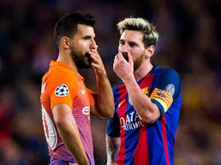 Messi, Ramos And Aguero Among Key Free Agents This Summer