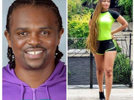 Kanu Nwankwo's Wife Stuns In Workout Clothes And High Heels Shoes