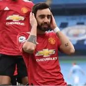 Bruno Fernandes explains Man Utd goal celebration after covering ears